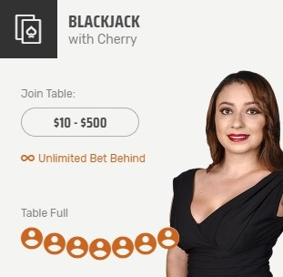 Blackjack With Cherry