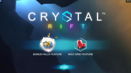 Crystal Rift Slot Machine