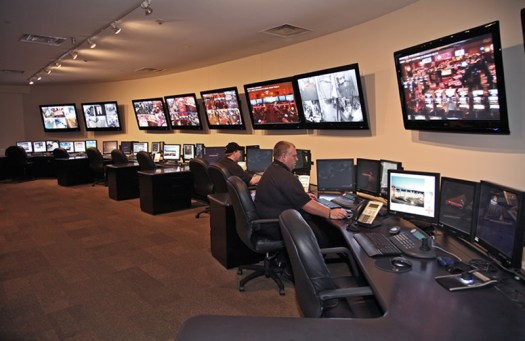 How to Work in a Casino as Surveillance Officers