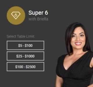 Super 6 with Briella