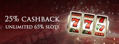 Lucky Red Casino Monday Bonus