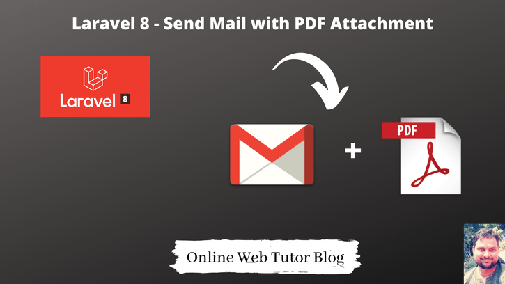 Send-Mail-with-PDF-Attachment-in-Laravel-8