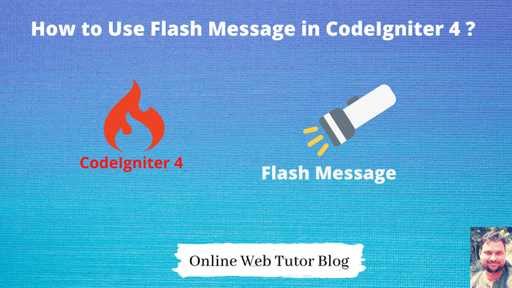 How-To-Use-Flash-Message-in-CodeIgniter-4-