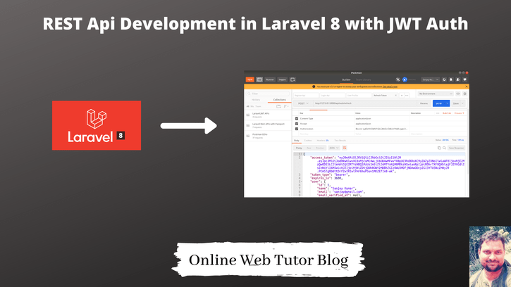 REST-Api-Development-in-Laravel-8-with-JWT-Authentication