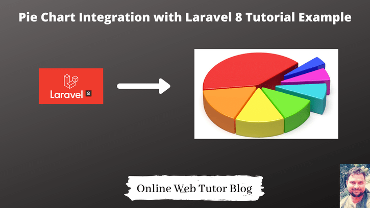 Pie-Chart-Integration-with-Laravel-8-Tutorial-Example
