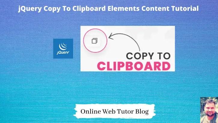 jQuery-Copy-To-Clipboard-Elements-Content-Tutorial