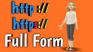 Read more about the article HTTP Full Form in Computer, Whatis the Full Form of HTTP?