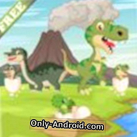 تحميل لعبة الديناصورات للأطفال الصغار Apk على جهاز الكمبيوتر