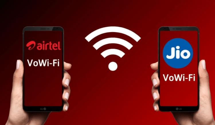 airtel vs Jio wifi calling