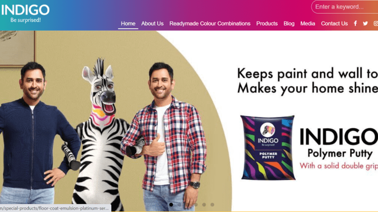 Indigo Paints Limited IPO from 20 to 22 Jan