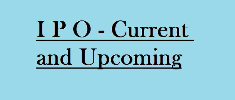 Current and Upcoming main board IPO, IPO Allotment link, IPO listing date, IPO performance