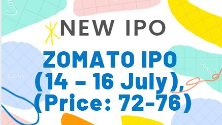 Zomato IPO price band, GMP, Allotment, Listing date and Price