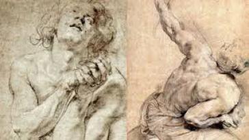 Rubens , pintor de bocetos. M. Prado. Onlyartravel