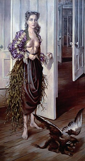 D. Tanning. Birthday. 1939. Onlyartravel