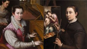 Sofonisba y Lavinia. M. Prado Onlyartravel.