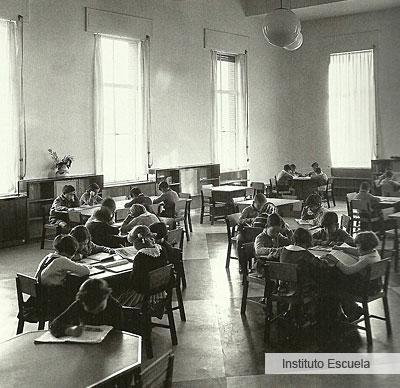 Laboratorios de la nueva educación. En el centenario del Instituto Escuela. Sede de la ILE. (c/ Martínez Campos, 14 ). Hasta el 1 de marzo