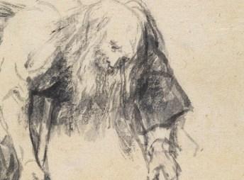 Aún aprendo. Goya. Solo la voluntad me sobra Museo Prado. Onlyartravel