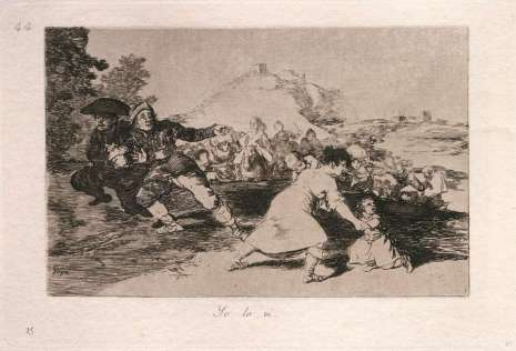 Goya Dibujos