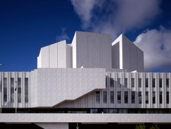 Alvar Aalto 3 sala de conciertos Helsinki