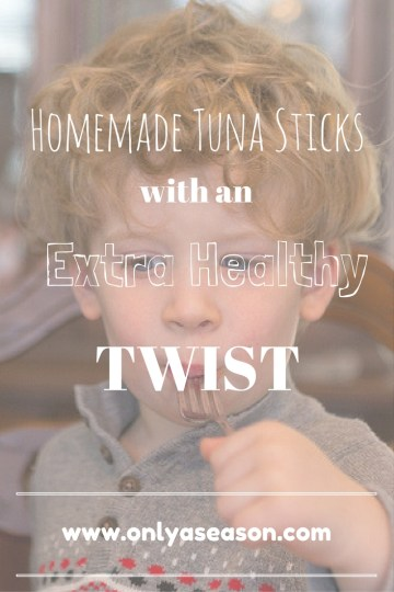 Homemade Fish Sticks Your Toddler will LOVE with an extra healthy Twist! Homemade Toddler Fish sticks!
