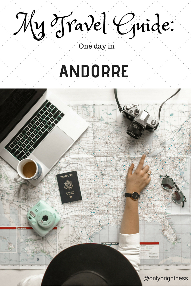 My Travel Guide - Travel Guide : 1 day in Andorre !