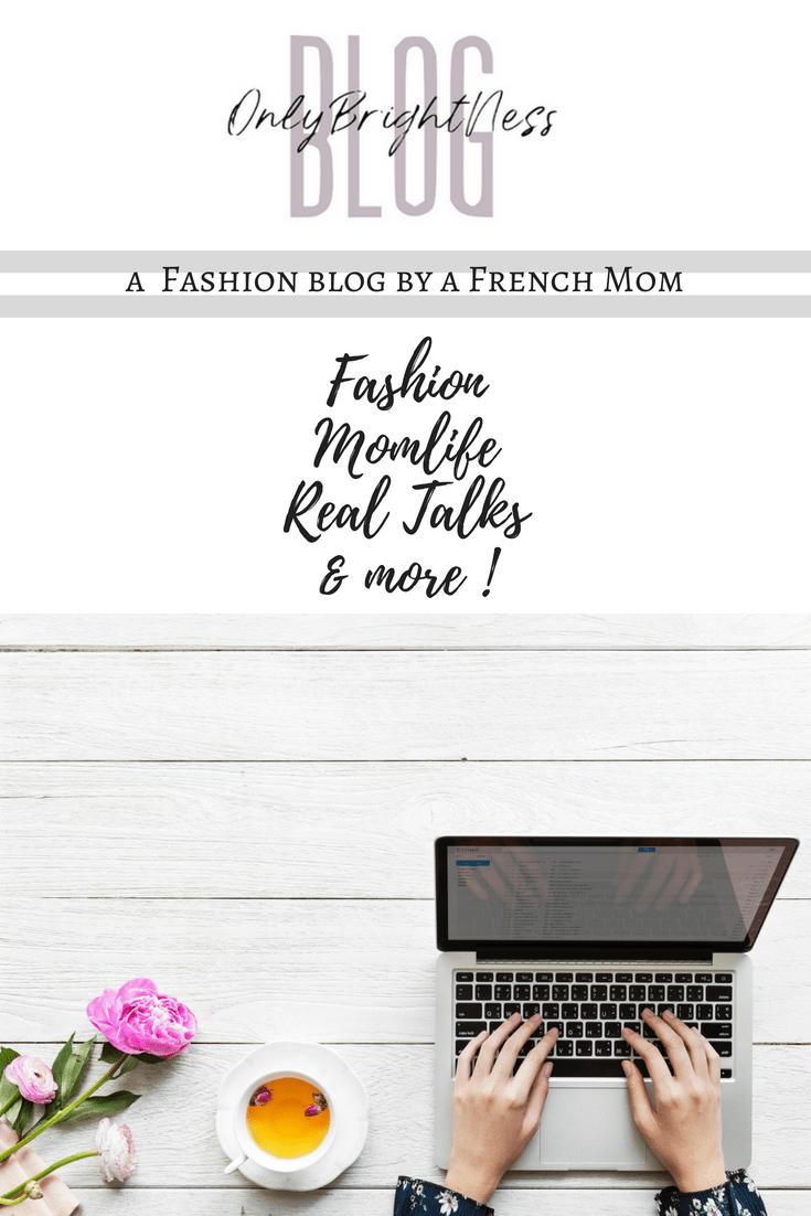 onlybrightness fashion - mode et vie de maman