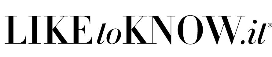 liketoknowit - Instagram et Like To Know It !