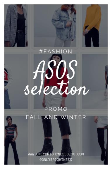 #asos #promo #selection #wishlist onlybrightnessblog.com