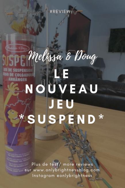 #REVIEW jeu suspend #jeu #game #suspend