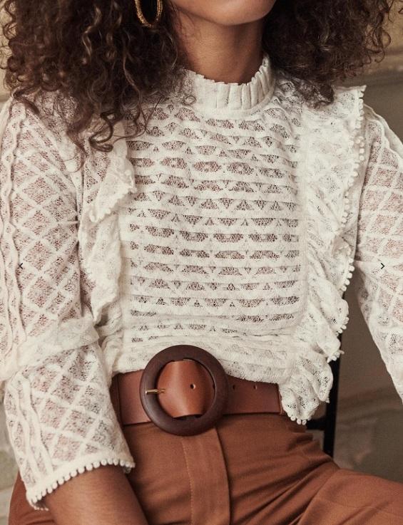blouse emma sézane 95e onlybrightness