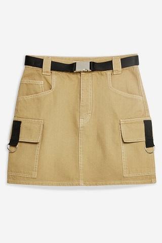 jupe style cargo topshop onlybrightness