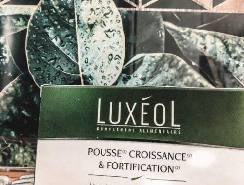 luxéol pousse croissance & fortification