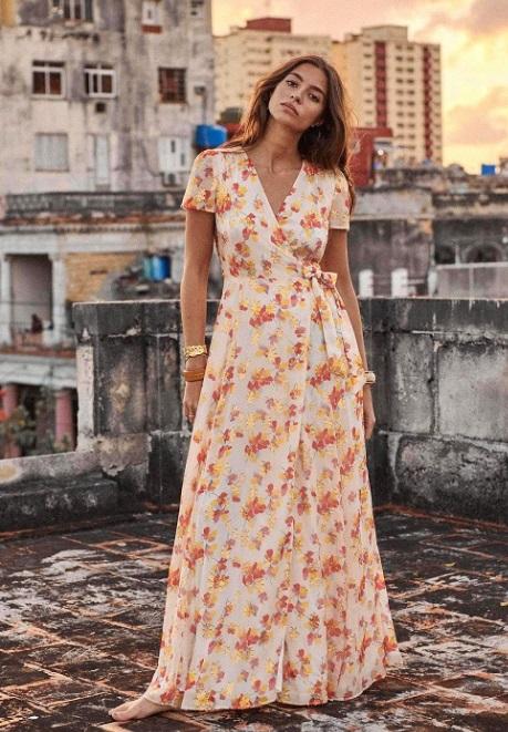 robe armelle sézane 180e onlybrightness - Nouvelle collection Sézane printemps/été 2019