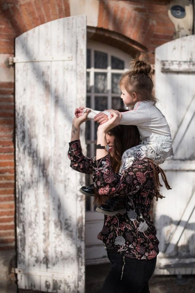 mère et fille vanessa onlybrightness iris blog toulouse - BIO Blog Lifestyle Toulouse