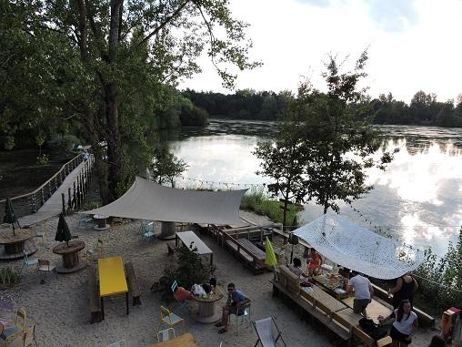 base nautique à toulouse - Paddle à Toulouse : Découverte de la Base Nautique OriginalGreenPark !