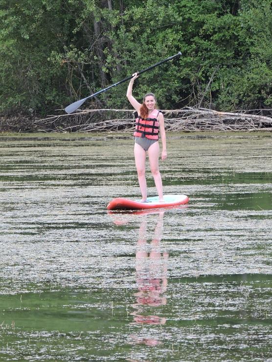 faire du paddle à toulouse