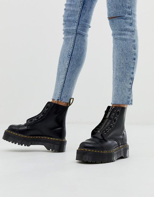 boots compensées - Comment Porter les Dr Martens