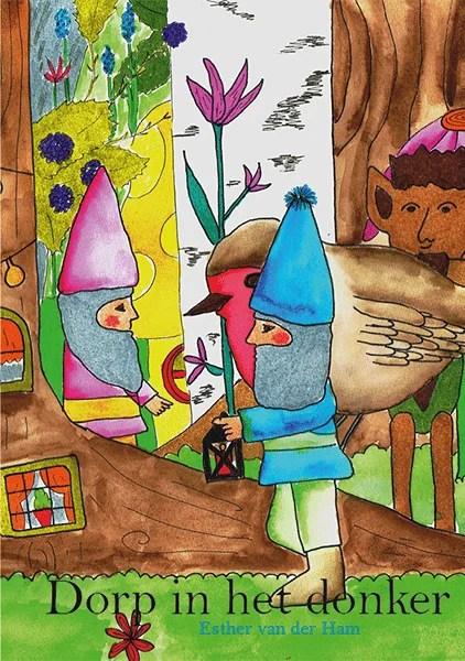 Winactie/Recensie kinderboek Dorp in het donker