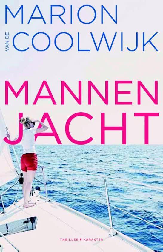 Winactie/Recensie Mannenjacht, Marion van de Coolwijk