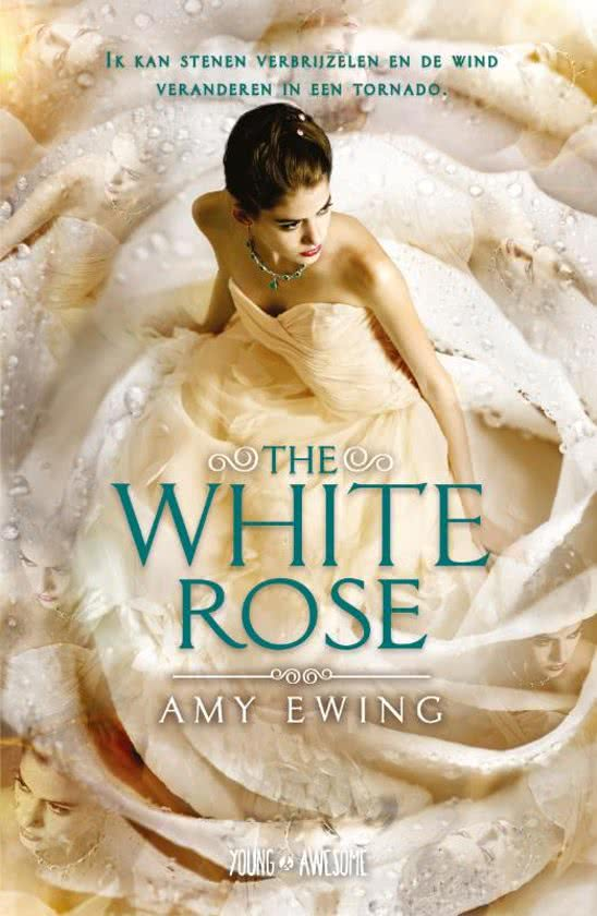 Recensie The white rose, Amy Ewing
