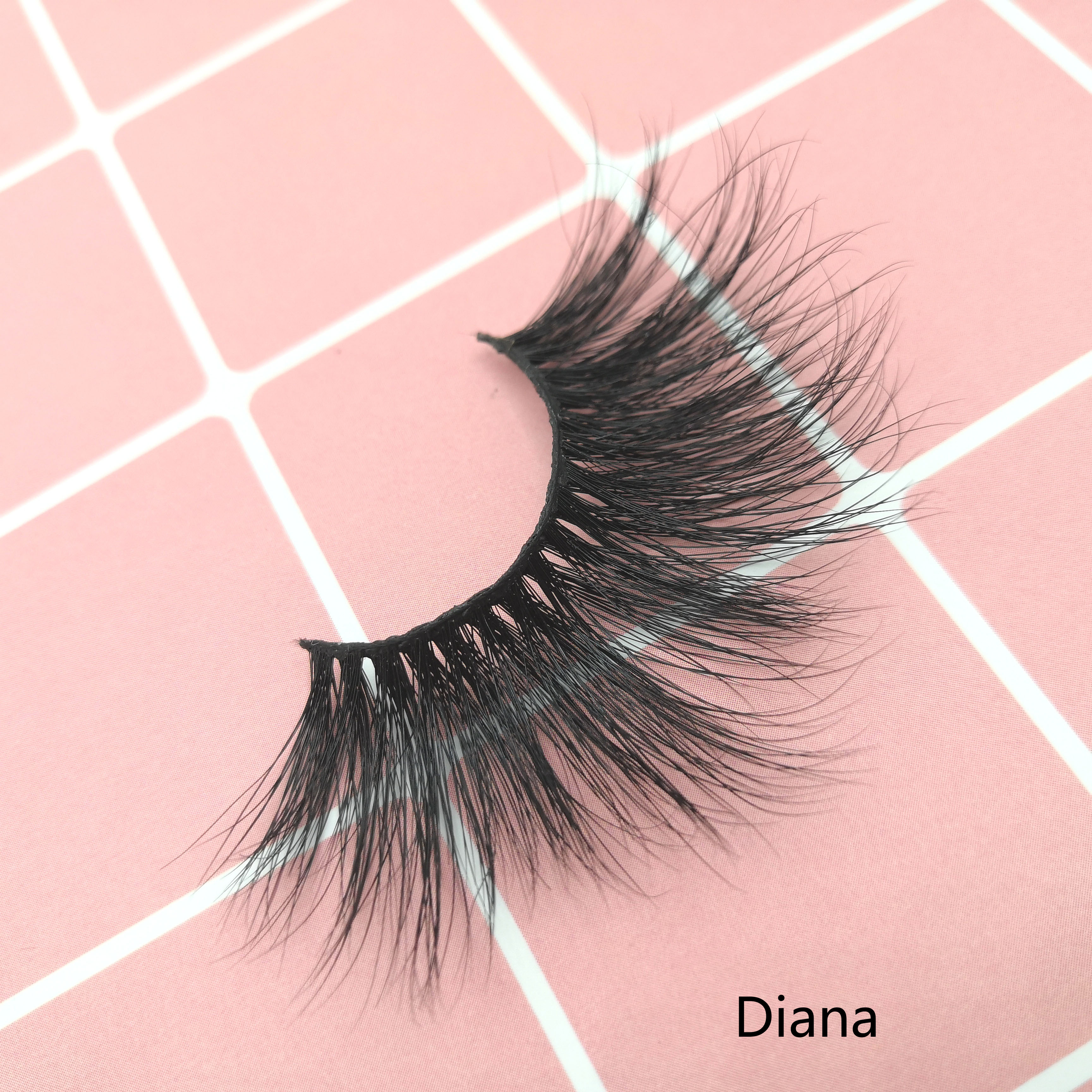 28mm 3D Mink Eyelashes