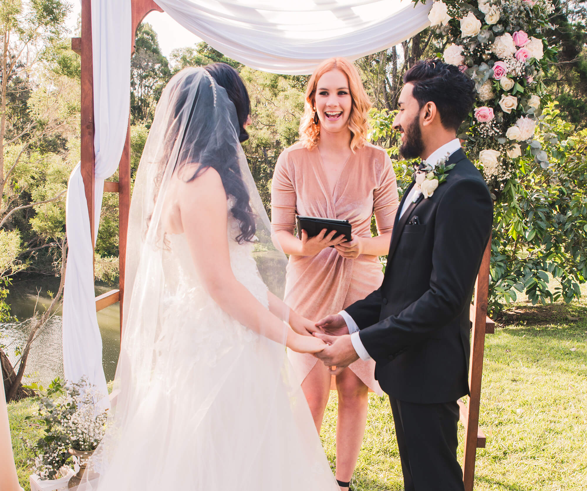 How to select the perfect celebrant for your wedding
