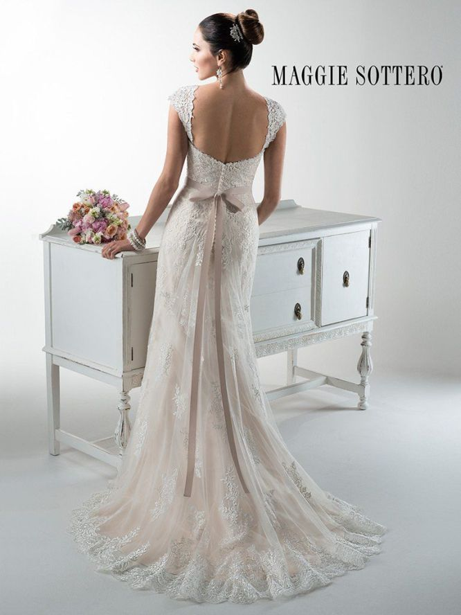 joelle by maggie sottero wedding dress | sell your wedding dress