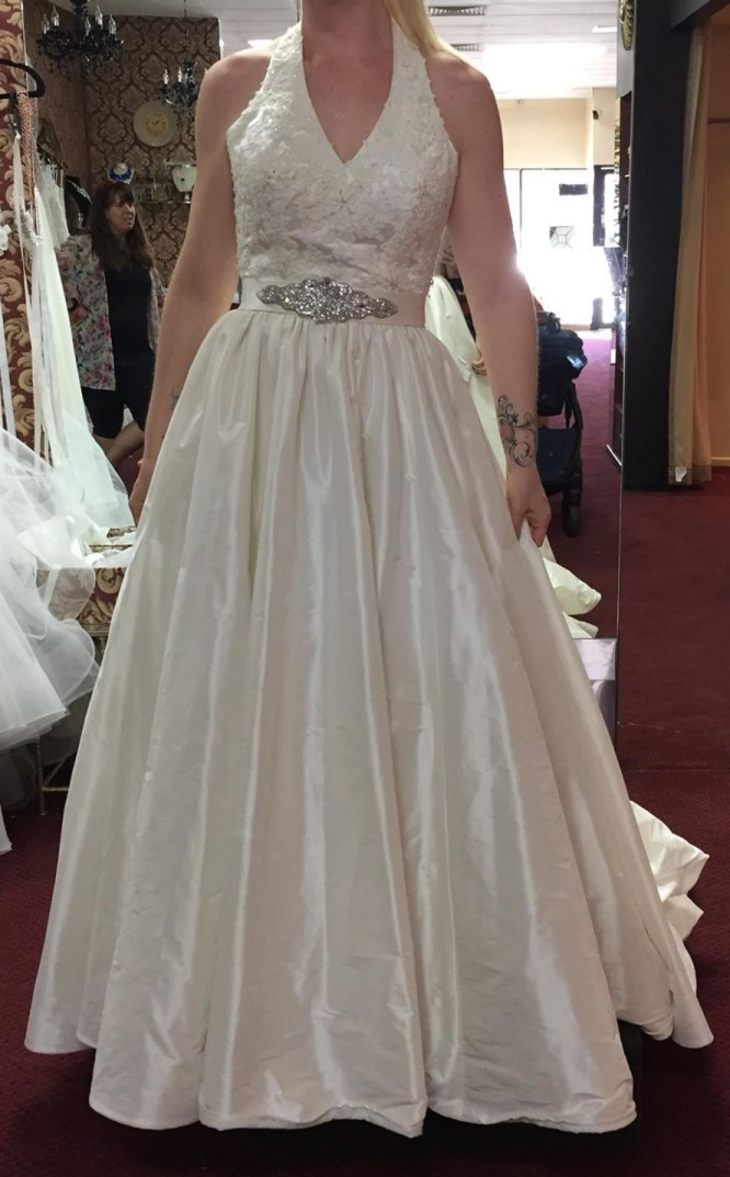 alfred angelo wedding dress | pre-loved wedding dress australia
