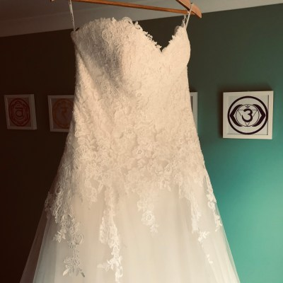 pronovias wedding dress | pre-loved wedding dresses australia