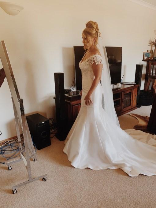 maggie sottero wedding dress | pre-loved wedding dresses australia