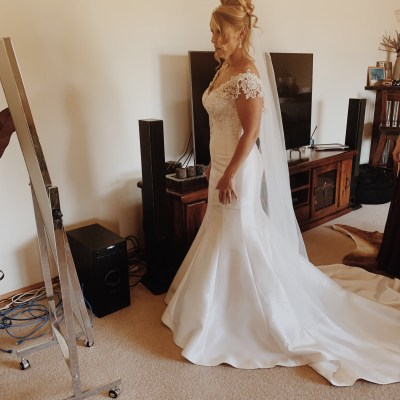 maggie sottero wedding dress | pre-loved wedding dresses australia