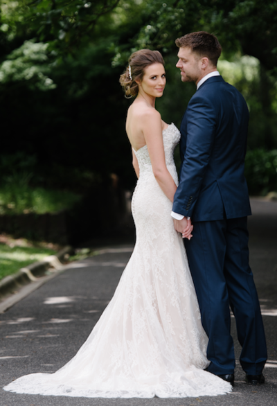kenneth winston wedding dress | pre-loved wedding dresses australia