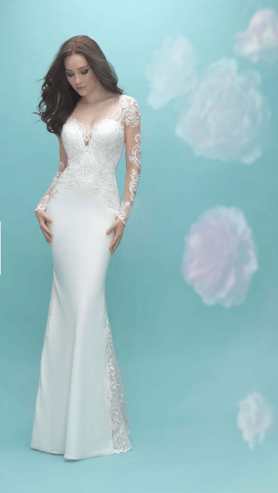 allure bridal wedding dress | pre-loved wedding dress