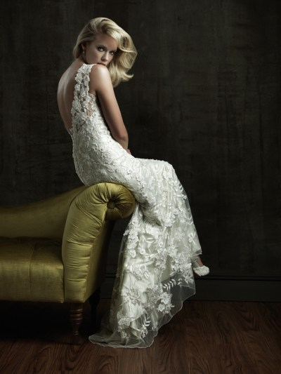 allure bridal wedding dress | preloved wedding dress